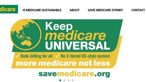 Malcolm turnbull requests legal advice on pursuit of save mr rogers save medicare website ccuart Images