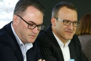 Founder John McGrath and chief executive Cameron Judson are battling low listing volumes.