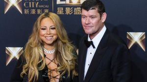 Carey and her ex, James Packer: