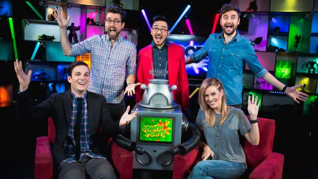 Game over at 31? Why ABC TV host 'Hex' decided it was time ...