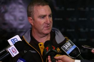 Hawthorn list manager Graham Wright has been promoted to the club's football manager.