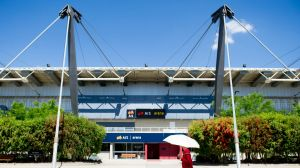 The AIS Arena, the capital's biggest indoor venue, may become a specialist volleyball venue.