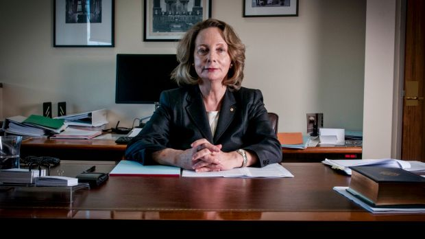 Justice Susan Kiefel, a Queenslander, will become the first woman to occupy the nation's most senior judicial role.