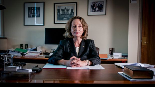 "Susan Kiefel, Australia's first female High Court Chief Justice, ""doesn't like lipstick feminists,"" one female barrister ..."
