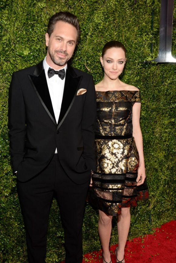 Amanda Seyfried and her partner Thomas Sadoski welcomed a baby girl in March, two weeks after tying the knot in secret. ...