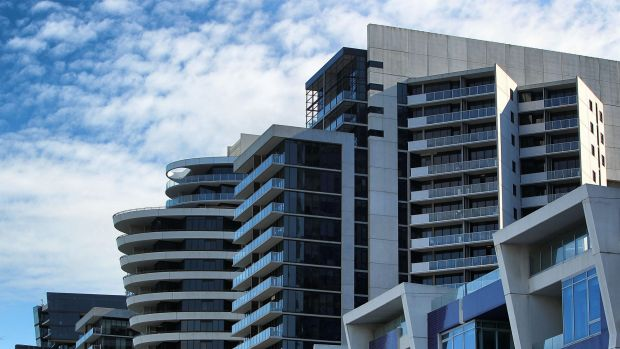 Bank lending for new residential construction in Australia's eastern capital cities was, at the end of 2015, growing ...
