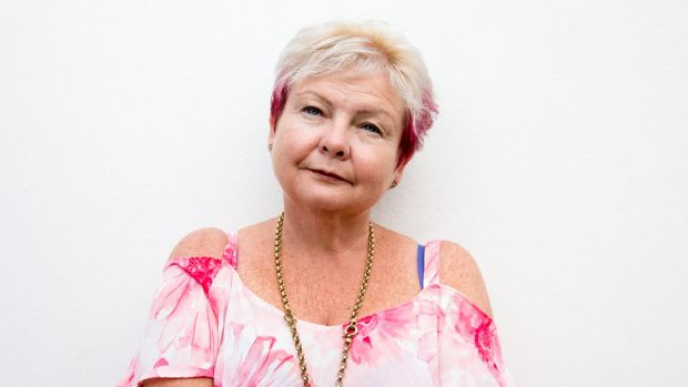 """""""I don't know how we'll cope."""" Cheryl Paradella no longer has the respite services she depended on."""