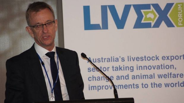 'Long and difficult': Murray Darling Basin Authority Chief Executive Phillip Glyde