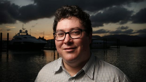 George Christensen has disavowed his connection with The Dingoes racist podcast.