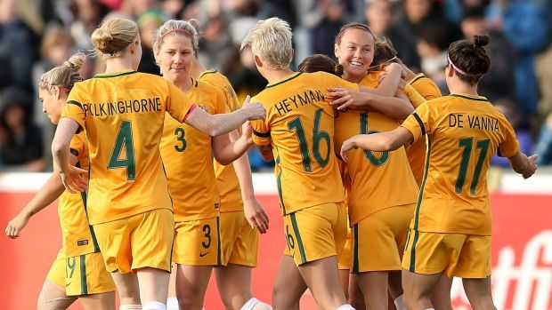 Australia to make bid to host women's World Cup in 2023