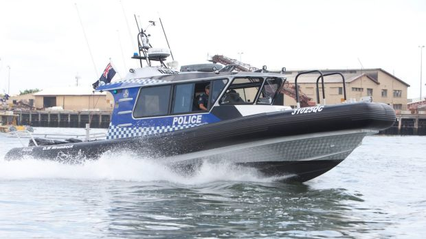 Water police along with two rescue helicopters searched for a missing dinghy off the far north Queensland coast.