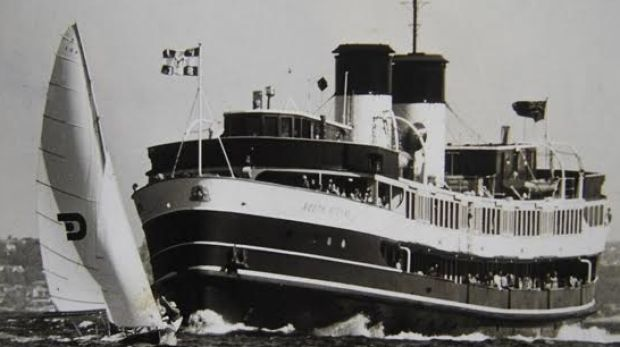The South Steyne arrived in Sydney on September 9, 1938, and for the next 36 years gave faithful service on the Manly ...