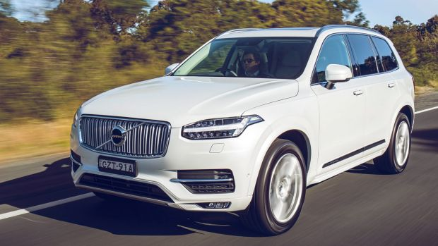 Volvo set to electrify all new models from 2019