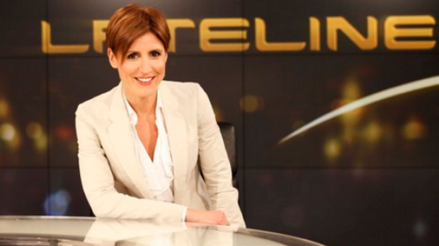 """Lateline host Emma Alberici has said Australia dragging its feet on marriage equality is an """"indictment"""" on both sides ..."""