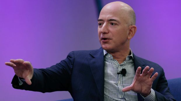 Jeff Bezos is a mere $US5 billion away from the Microsoft founder Bill Gates.