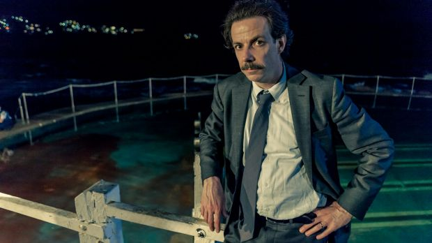 Noah Taylor in the compelling <i>Deep Water</i>.