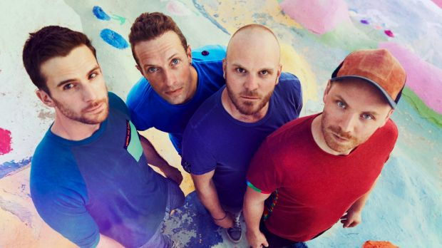"""""""We'd be arseholes for wanting this to be even better.'' Coldplay's seventh album, A Head Full of Dreams sees their ..."""