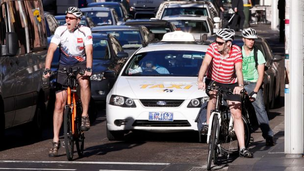 NSW has some of the highest fines in the world for cycling offences.