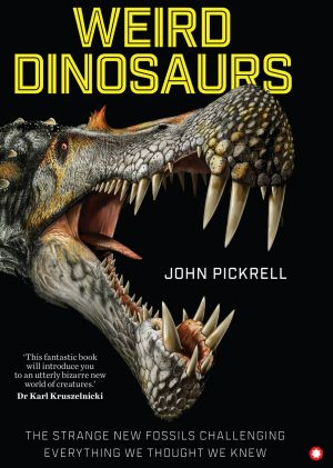 This is John Pickrell's second book on dinosaurs.