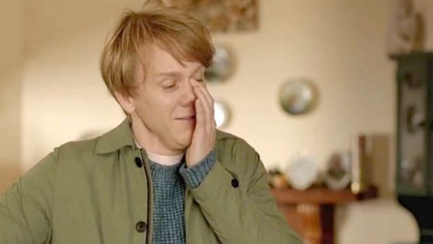 Josh Thomas in <i>Please Like Me</i>.