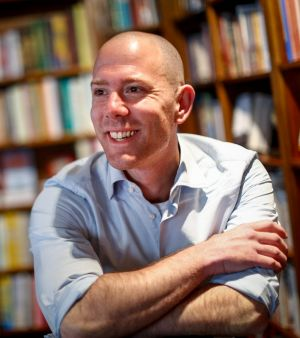 Damon Young, author of new book <i>The Art of Reading</i>.