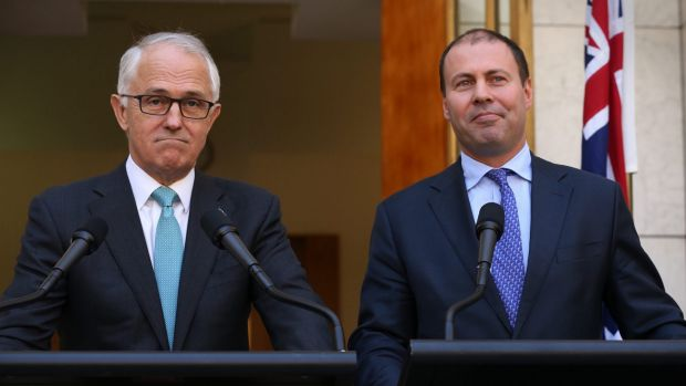 "Prime Minister Malcolm Turnbull and Energy Minister Josh Frydenberg are pushing taxpayer funding of ""clean coal"" power ..."