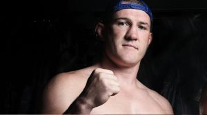 """Paul Gallen says his opponent is good at """"talking crap""""."""