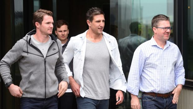 """Paul Marsh says """"Any move to work around [the AFLPA] would be extremely disrespectful and pretty futile""""."""
