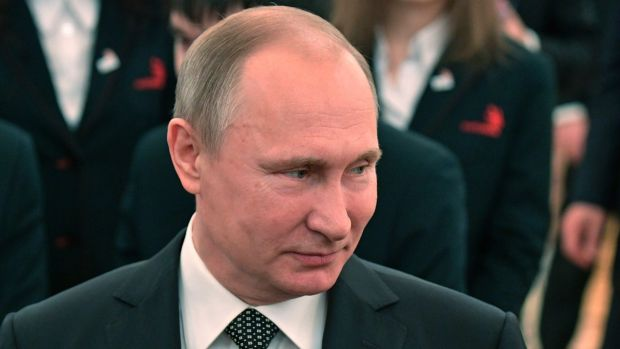 Russian President Vladimir Putin's goal is nothing less than European impotence.