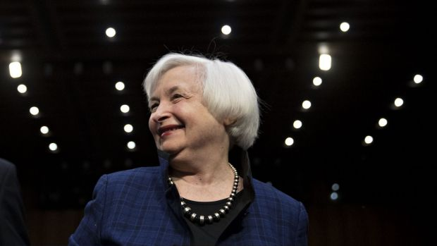 In the Federal Reserve under Janet Yellen's leadership, some 37 per cent of its executives and senior level officers ...