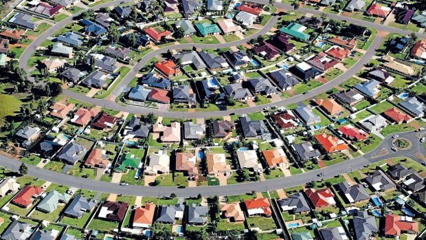 The attraction to Australia is being driven in part by the cost of buying property in its major cities compared with ...