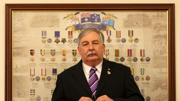 Former NSW RSL president Don Rowe admitted using his RSL credit card for day-to-day living expenses.
