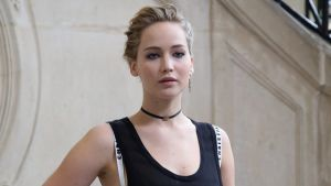 Jennifer Lawrence makes four appearances on Vogue's September issue's four covers.