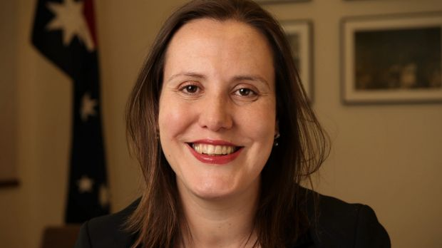 Financial Services Minister Kelly O'Dwyer wants there to be equal representation of directors on all superannuation fund ...
