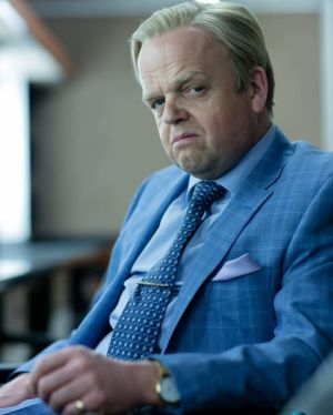 Toby Jones joins <i>Sherlock</i> as Culverton Smith.