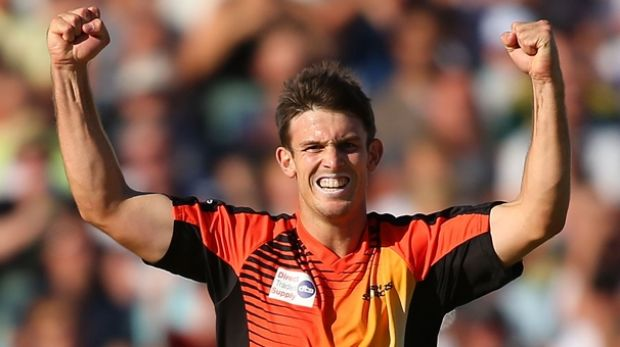 Mitch Marsh was delighted for his fellow Sandgroper, despite being overlooked himself.