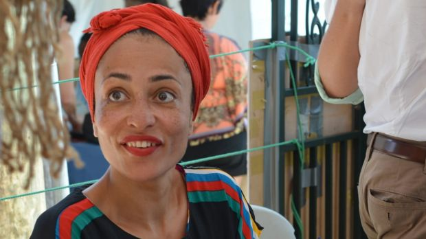 Zadie Smith's fifth novel swings back and forth in time.