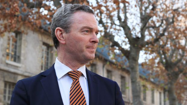 Christopher Pyne may have been right when he coined the phrase 'Conski'.