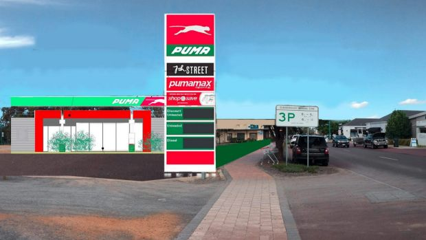 puma fuel locations queensland
