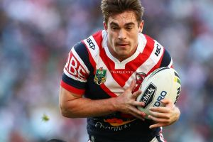 Connor Watson has been released with one year remaining on his Roosters' contract.
