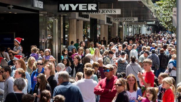 Melbourne Lord Mayor Robert Doyle has urged Victorians to support retailers this Christmas period.