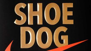 Shoe Dog, a memoir by the creator of Nike. By Phil Knight .