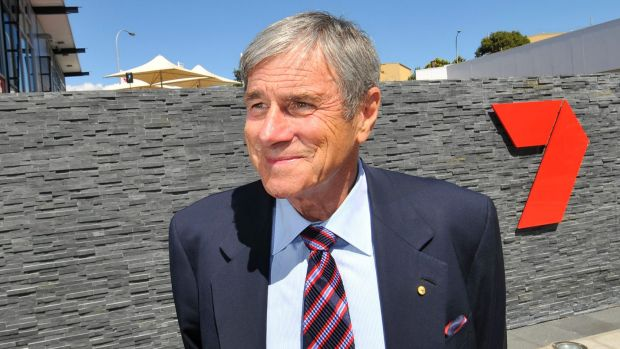 """Billionaire chairman Kerry Stokes is said to rule with an """"iron fist""""."""