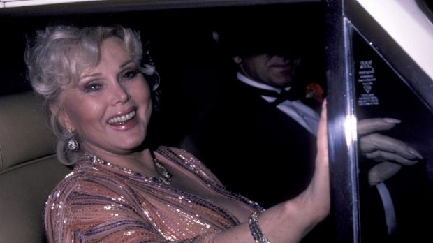Zsa Zsa Gabor attends An Evening In Monaco Gala on October 14, 1983 at the Beverly Wilshire Hotel in Beverly Hills, ...