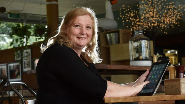Julie Misson is about to start a new venture involving healthcare apps.