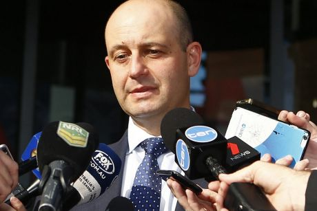 NRL CEO Todd Greenberg says the game's players and administrators were educated enough to know better, following recent ...