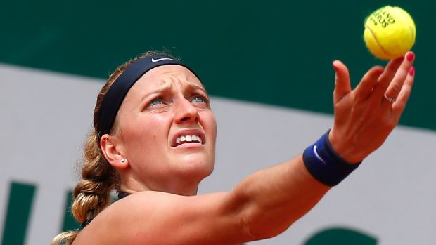 Petra Kvitova has been injured during an attack in her flat in the Czech Republic.