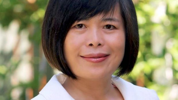 Former One Nation candidate Shan Ju Lin.