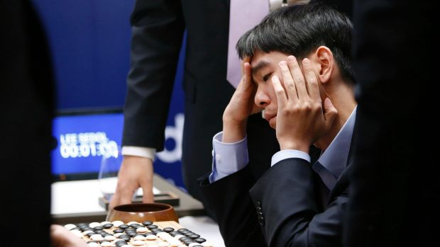 The defeat of South Korean professional Go player Lee Sedol by Google's artificial intelligence program, AlphaGo, showed ...