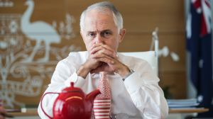 Prime Minister Malcolm Turnbull holds power by a one-seat majority.